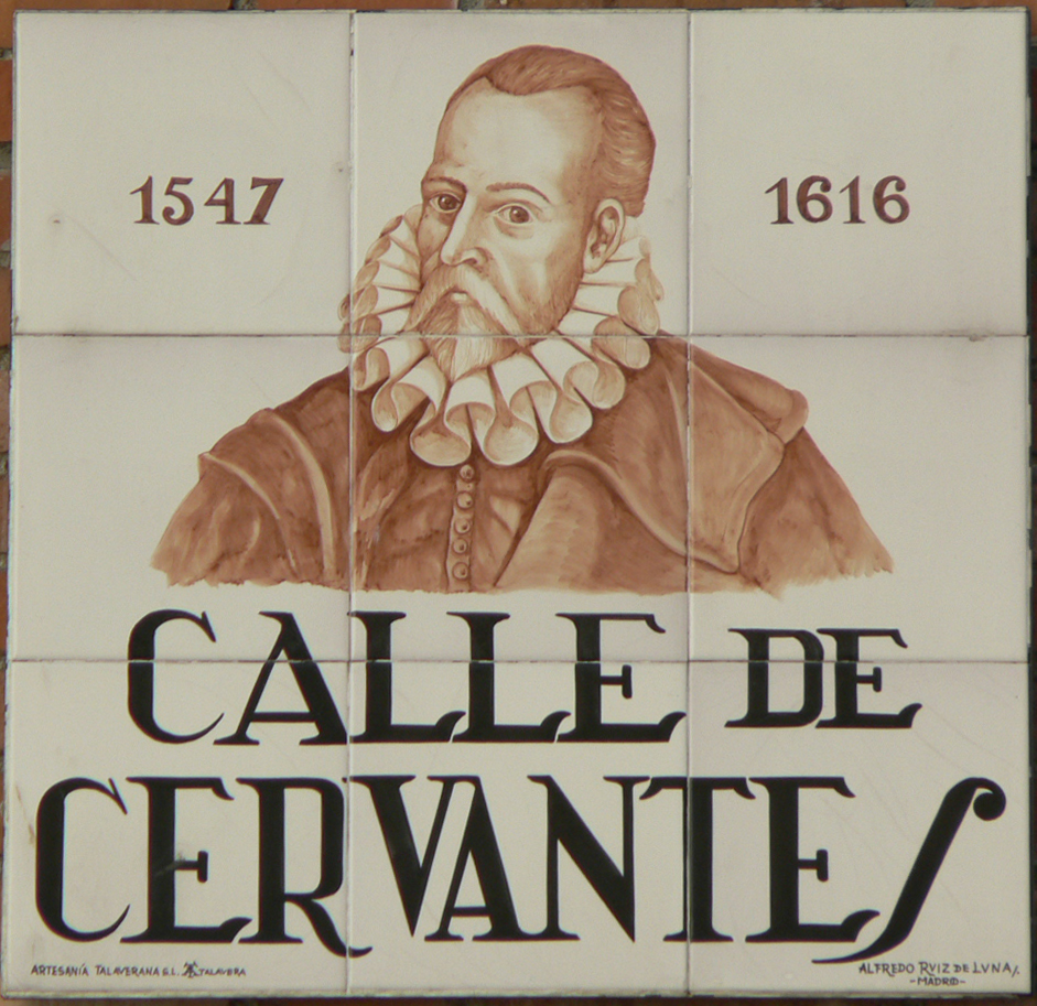 Calle_de_Cervantes_(Madrid)