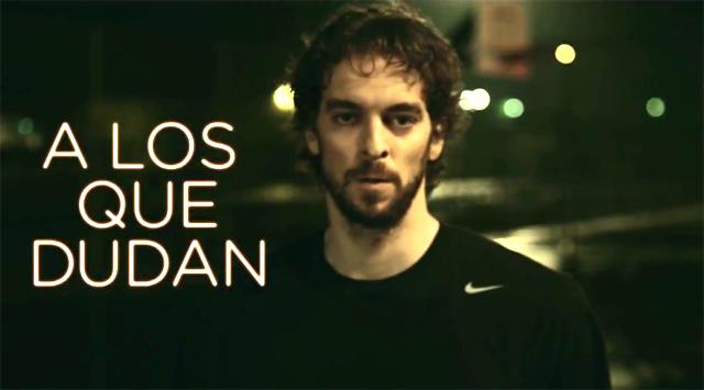 LasCancionesDeLaTele - Anuncio Nike A los que dudan Brilla Ilumina tu país