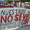 México: Padres de los estudiantes desaparecidos y Peña Nieto se encuentran (CO)