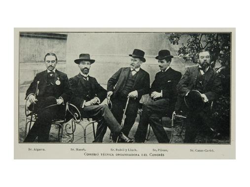 Primer Congrés Internacional de la Llengua Catalana, celebrat el 1906 a Barcelona i que va reunir 3.000 persones tant del país com de l'estranger