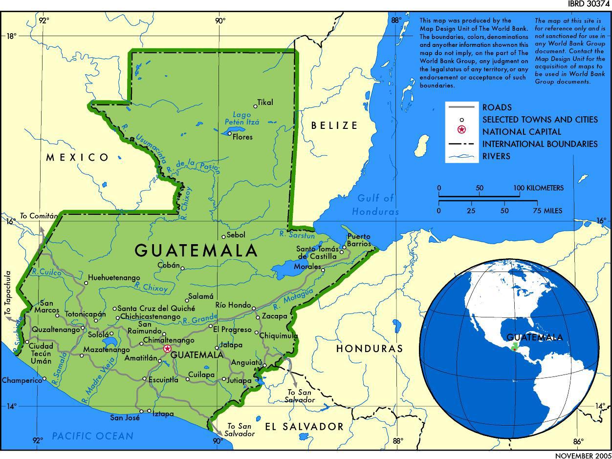 Mapa-de-Guatemala-gratis